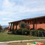  Toscana Borgo Campetroso familienfreundliche FerienAnlage direkt mit Pool und Meeresnhe