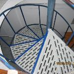  spiral staircase, I liked it