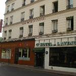 Grand Hotel de L'Avenue Paris resmi