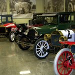 A nice selection of Model Ts