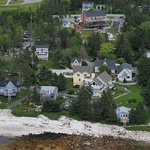Aerial View of Oceanstone Resort