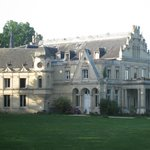 Chateau on the Seine