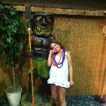 In the Luau Room Pre-show