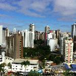  vista do hotel