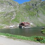 chalet on Lake balea