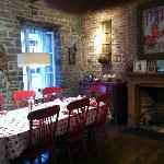  Beautiful breakfast room - delicious and served by a wonderful hostess
