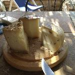Must Do: Stock up on Pecorino Cheese from nearby Pienza