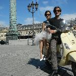 Paris - Vespa