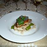 Grilled swordfish