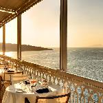 Restaurant Terrace - what a view!