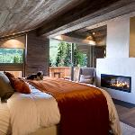 The Lodge Verbier, bedroom