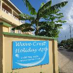 Foto de Wave Crest Holiday Apartments