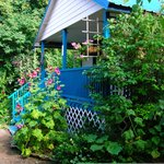 Welcome to the Hollyhock Guest House-one of the cottages of the Painted Hills Vacation Rentals