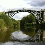  iron bridge 2 minutes from hotel