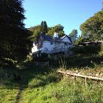  Lydgate House Hotel, on the way back from our walk!