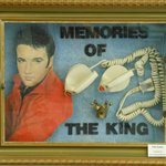  Defibrillator paddles used on Elvis