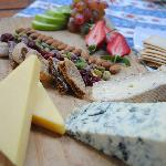 Fresh Hunter Valley Cheese Board