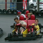 Rapid River Go-Kart Track