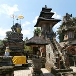 Temple of the Meeting of the Three (Pura Samuan Tiga)