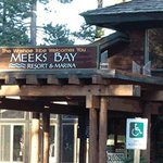 Meeks Bay Beach