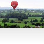 Virgin Hot Air Balloon Flights