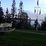 You can drive, bike or walk to Bass Harbor Lighthouse (an active Coast Guard station) from Bass