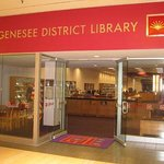‪Genesee Valley Center Library‬