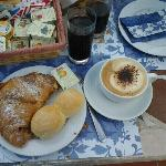  Colazione a Le Marelle