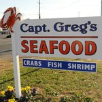 Captain Greg's Seafood