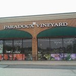 Paradocx Vineyard s Wine Shop & Cafe