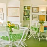 The Pines Garden Tea Room