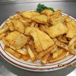 ALL YOU CAN EAT HADDOCK FISH AND CHIPS- TUESDAYS
