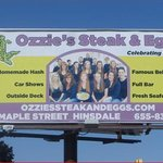 Ozzie's Steak and Eggs