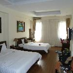 Hanoi First Choice Hotel resmi