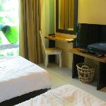 The One Cozy Vacation Residence resmi