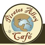 Pirates Alley Cafe