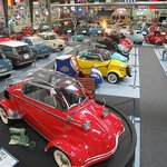 Bruce Weiner Micro Car Museum
