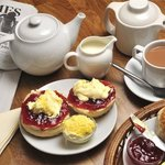st mawgan tea room's