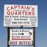 Captain's Quarters-Day Fishing Tours
