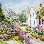 Jan Kilburn Watercolor Studio and Gallery