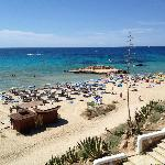 Nearby beach - Tarida