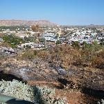 Views of Alice Springs from Anzac Hill