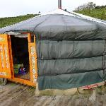  The Yurt