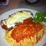 Chicken Parmesean - Enough for two meals