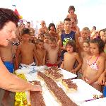 Nutella party in spiaggia
