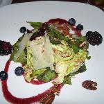 Bixby Greens and Fresh Berry Salad