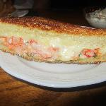  MMMMM lobster grilled cheese
