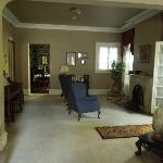 Looking towards dining room