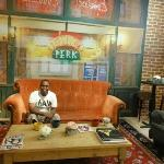 Central Perk Props from Friends