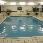Hampton Inn Mattoon Foto
